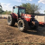 Tractor Case 7230 Pro, an 1998, AC, 6000 h, 230 CP, 4x4, import